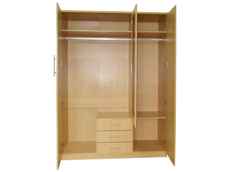 Gorgeous Mirrored Wardrobe With Drawers Mirrored Wardrobe With Drawers Chest Of Drawers