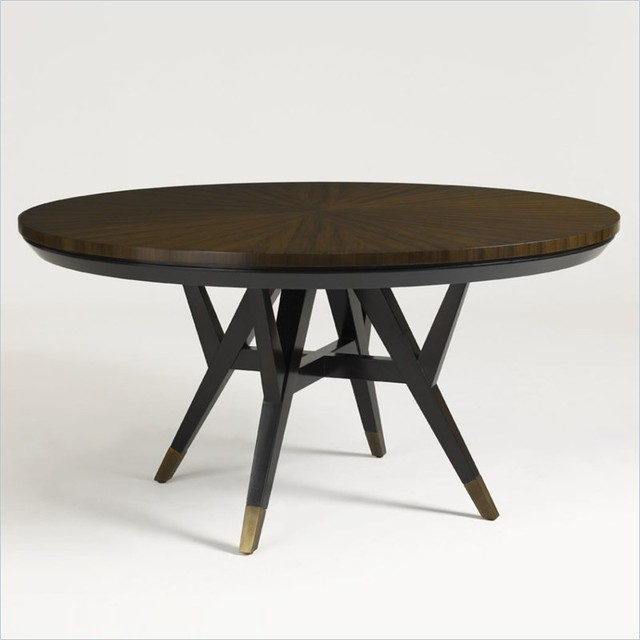 Gorgeous Modern Circular Dining Table Modern Wooden Round Dining Tables Starrkingschool