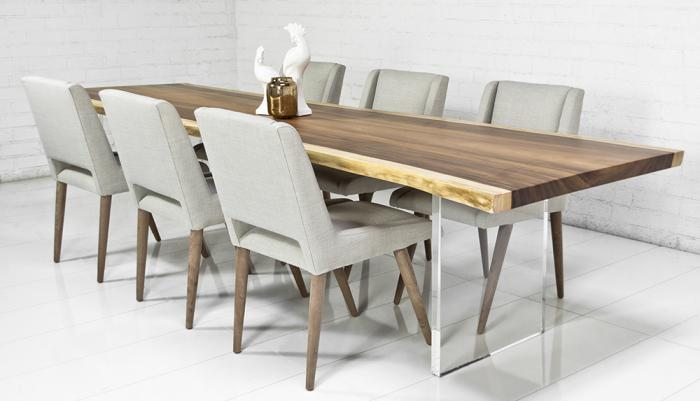 Gorgeous Modern Dining Room Tables Wwwroomservicestore Eco Slab Dining Table