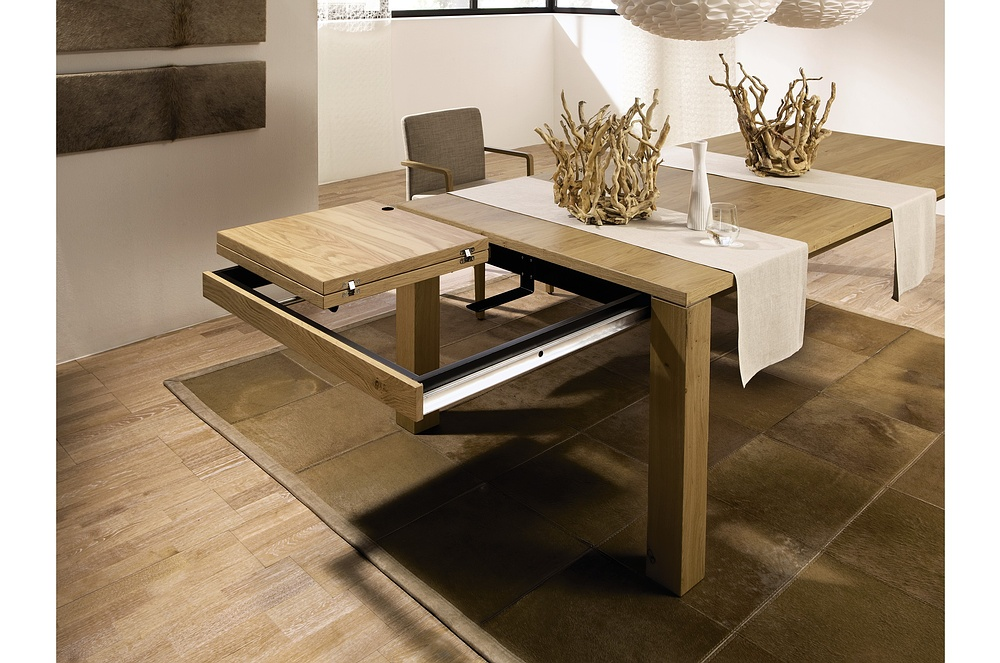 Gorgeous Modern Extendable Dining Table Stunning Decoration Modern Extendable Dining Table Extremely Ideas