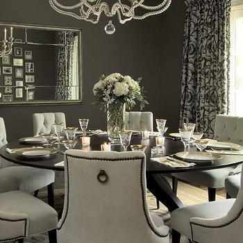 Gorgeous Modern Round Dining Table For 8 Round Dining Table Design Ideas