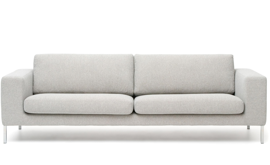 Gorgeous Modern Two Seater Sofa Neo 2 Seat Sofa Hivemodern