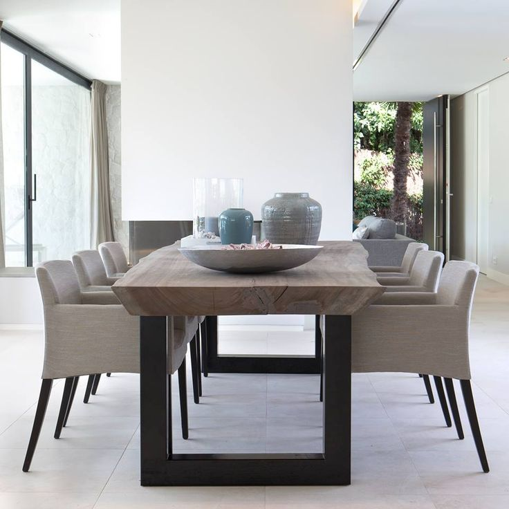 Gorgeous Modern Wood Dining Table Best 25 Contemporary Dining Table Ideas On Pinterest