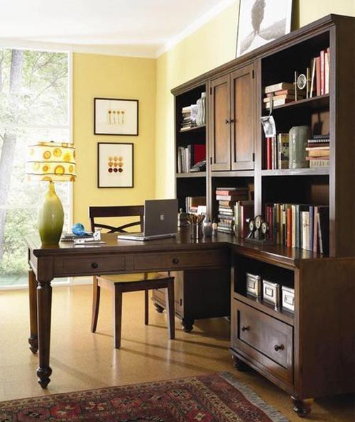 Gorgeous Modular Home Office Furniture Collections Home Office Furniture Sets Home Decor Ideas