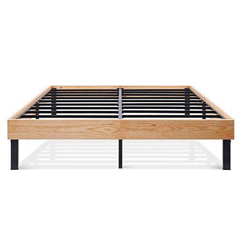 Gorgeous Non Slatted Platform Bed Best 25 Solid Wood Platform Bed Ideas On Pinterest Wood