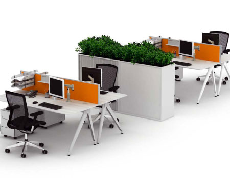 Gorgeous Office Desk Configurations Arkus Techo Office Desks Desking Space Office Systems