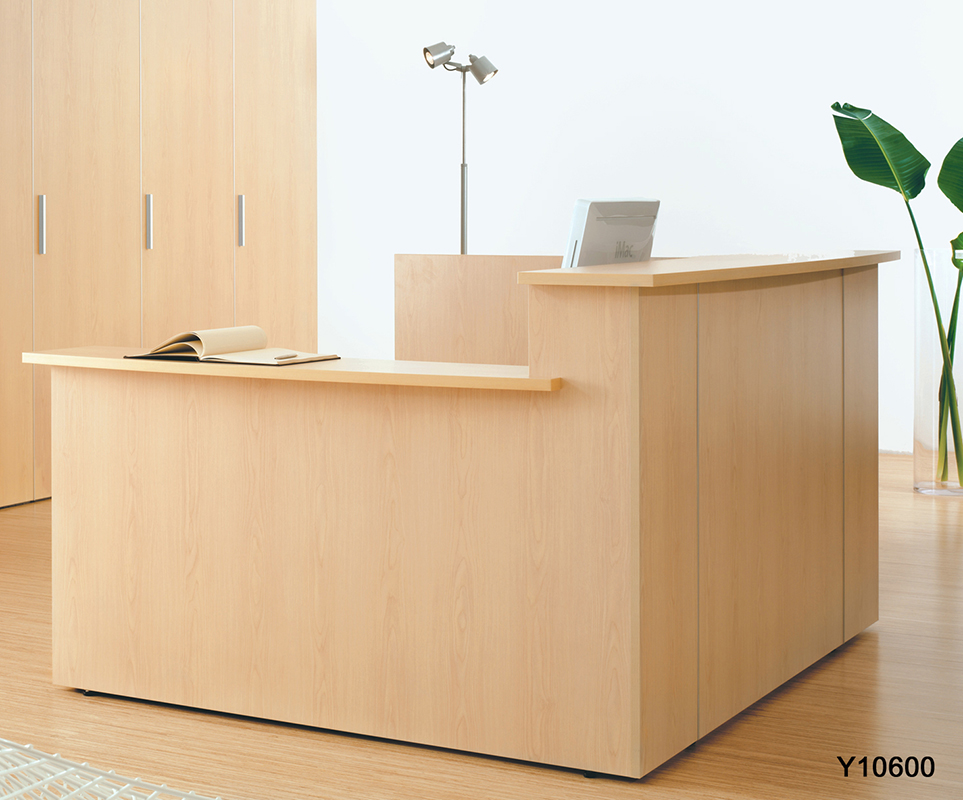 Gorgeous Office Furniture Reception Desk Customize A Reception Desk For Your Business Workspace