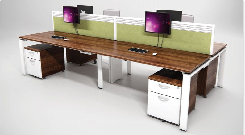 Gorgeous Office Furniture Uk Chic Walnut Office Furniture Aura Bench Office Furniture Uk Modern