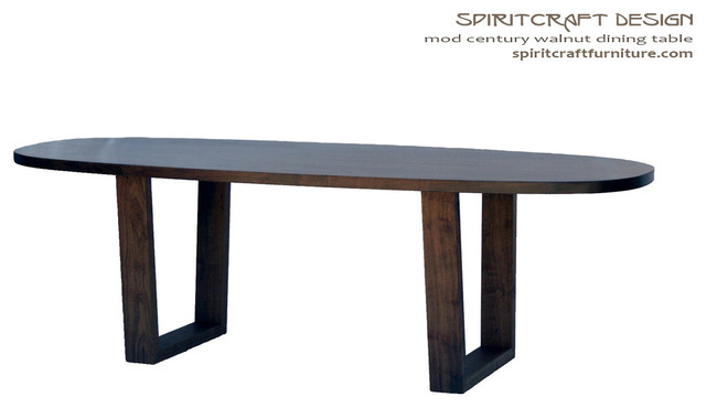 Gorgeous Oval Modern Dining Table Modern Oval Dining Table Quality Pieces Terrific Textures And A
