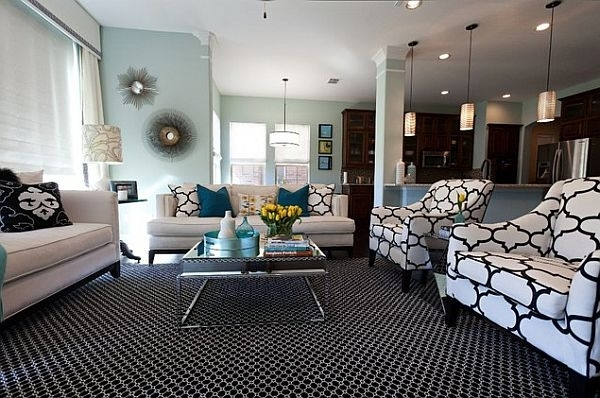 Gorgeous Patterned Chairs Living Room Impressive Patterned Living Room Chairs Living Room The Gather