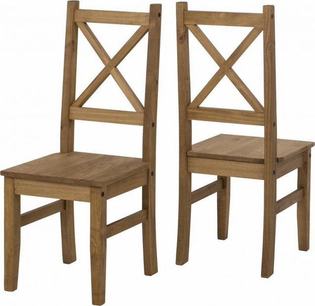 Gorgeous Pine Dining Chairs Salvador Tile Top Dining Table 11800 Xican Pine Salvador