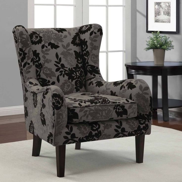 Gorgeous Red And Grey Accent Chair Grey Accent Chair With Arms Renovation Arpandeb