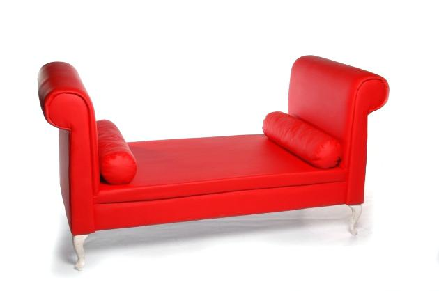 Gorgeous Red Leather Chaise Lounge Red Chaise Lounge Chairs Peerpowerco