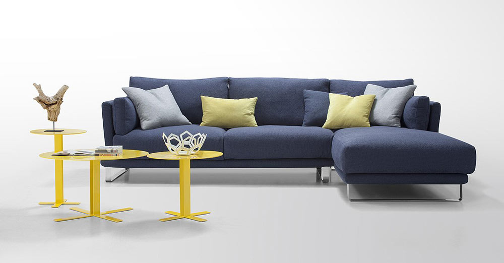 Gorgeous Small Blue Sectional Sofa What To Know Before Buying The Sectional Sofa Univind