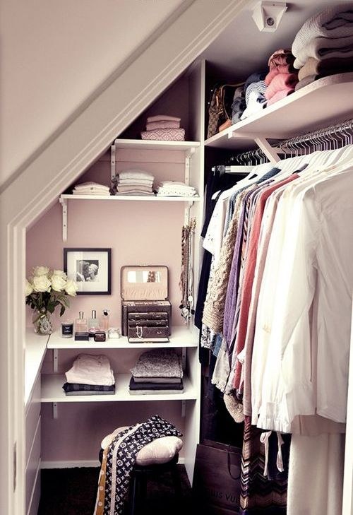 Gorgeous Small Walk In Closet Organization 4 Small Walk In Closet Organization Tips And 28 Ideas Digsdigs