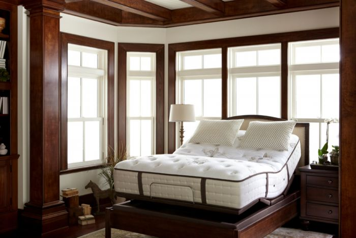 Gorgeous Stearns And Foster Mattress Queen Stearns And Foster Reflexion 7 Power Base