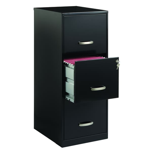Gorgeous Steel Filing Cabinet Office Designs 3 Drawer Black Steel File Cabinet Free Shipping