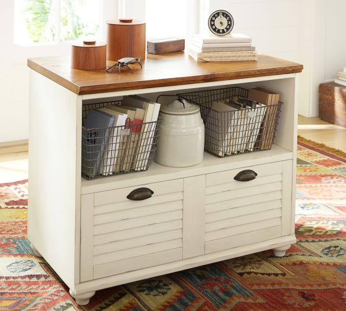Gorgeous Tall Lateral File Cabinets Whitney Lateral File Cabinet Pottery Barn