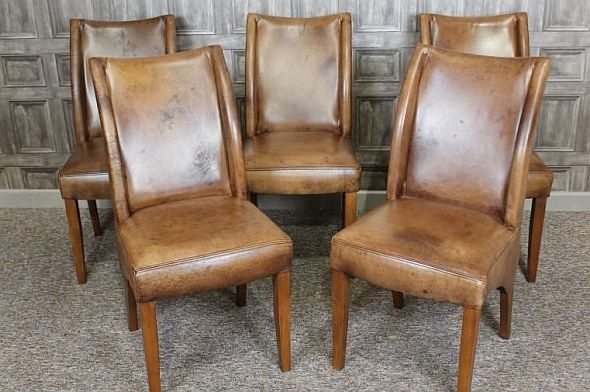 Gorgeous Tan Dining Chairs Dining Room Tan Leather Chair Classic Design In Beautiful Timeless
