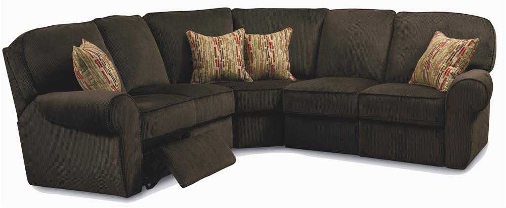 Gorgeous Three Piece Sectional Couch Lane Megan 3 Piece Sectional Sofa Ahfa Reclining Sectional