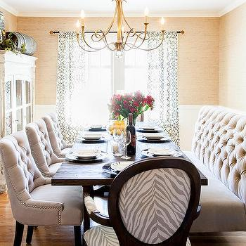 Gorgeous Tufted Dining Room Set Decoration Amazing Tufted Dining Room Sets Tufted Dining Chairs