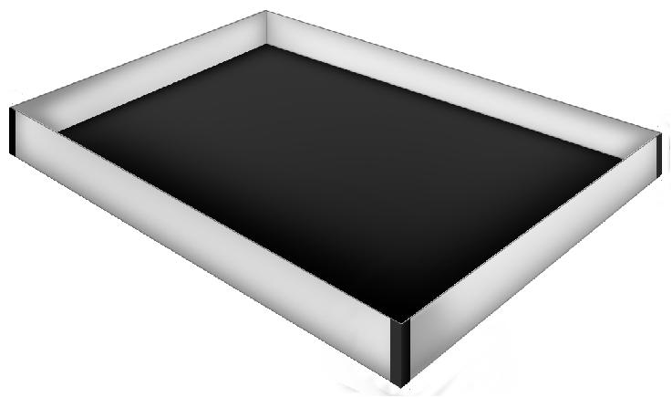 Gorgeous Waterbed Insert Mattress California King Cal King Size 12 Mil Pro Max Waterbed Safety Liner