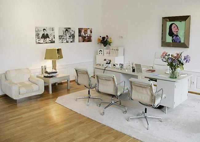 Gorgeous White Home Office Furniture Sets White Home Office Furniture Sets Home Design Ideas The Various