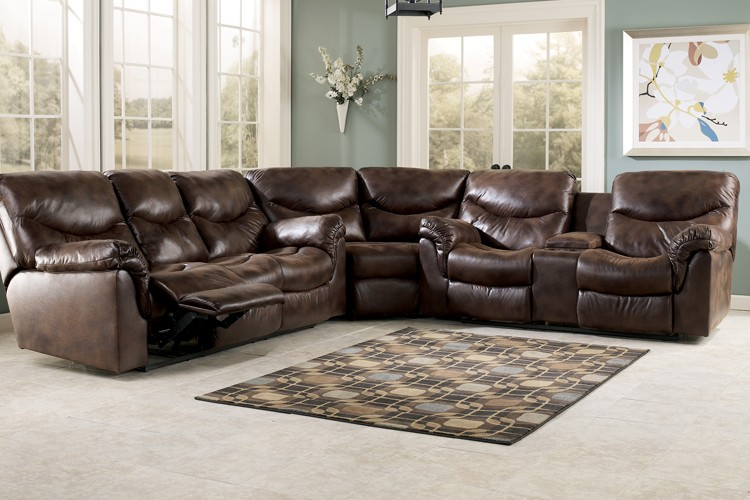 Great Ashley Furniture Reclining Sectional Sectionals