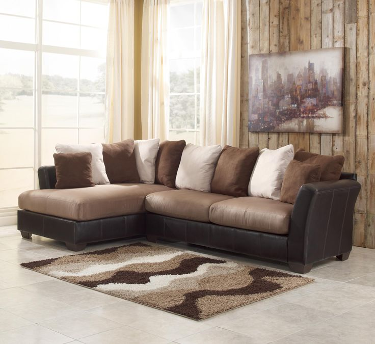 Great Ashley Two Piece Sectional 21 Best Home Living Room Images On Pinterest Living Room Ideas