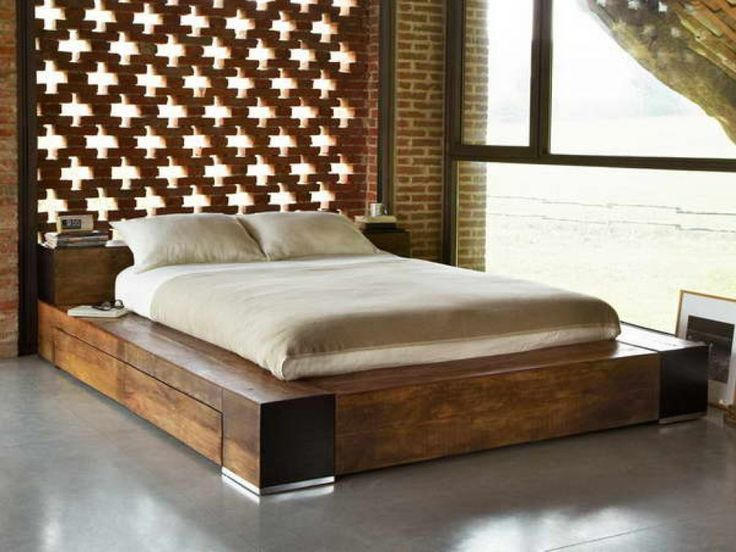 Great Base Bed Frame Queen Best 25 Reclaimed Wood Bed Frame Ideas On Pinterest Reclaimed