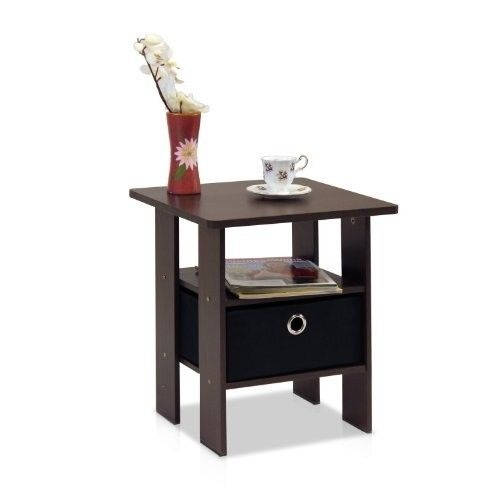 Great Black Bedroom End Tables Bedroom End Tables Nightstand Set Of 2 Black Furniture Wood Drawer