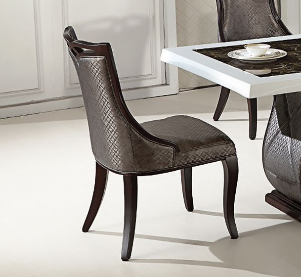 Great Black Brown Dining Chairs American Eagle Ck H1212 Db Modern Dark Brown Dining Chair Set Of 2