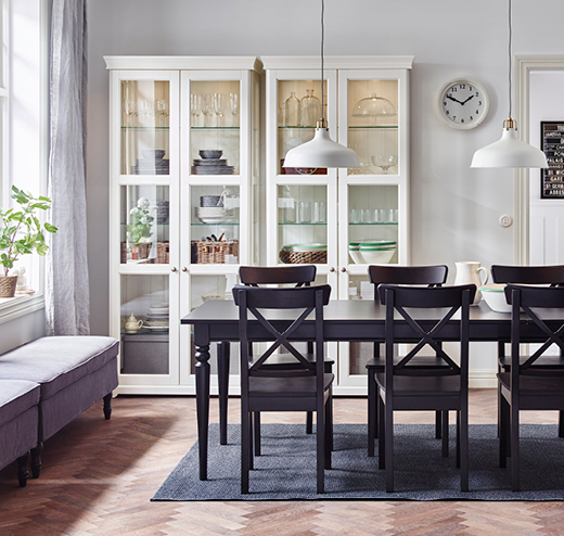 Great Black Leather Dining Chairs Ikea Dining Chairs Chairs Ikea