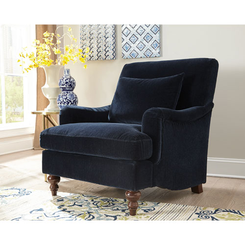 Great Blue Accent Chair With Ottoman Dining Room Navy And White Accent Chair Striped Blue Ottoman