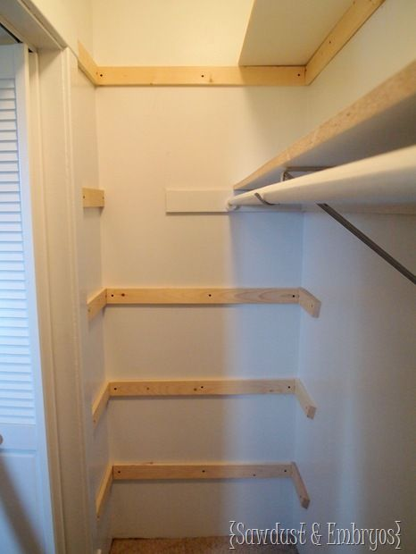 Great Build Your Own Custom Closet Best 25 Custom Shelving Ideas On Pinterest Contemporary Wall
