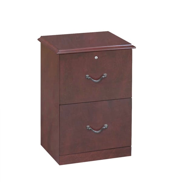 Great Cherry File Cabinet 2 Drawer Cherry Vertical File Cabinet Free Shipping Today