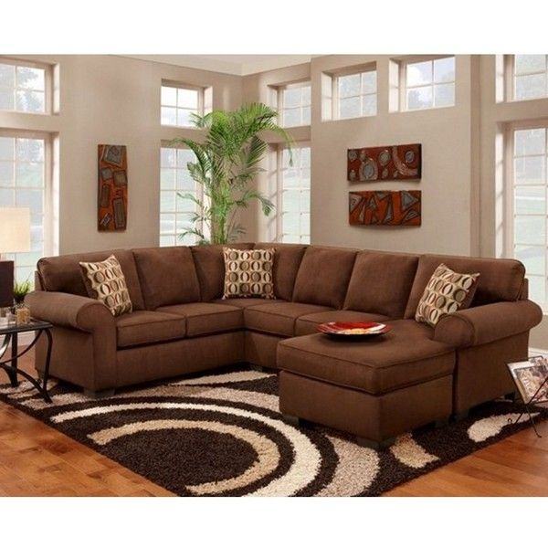 Great Chocolate Living Room Furniture Best 25 Chocolate Brown Couch Ideas On Pinterest Brown Room