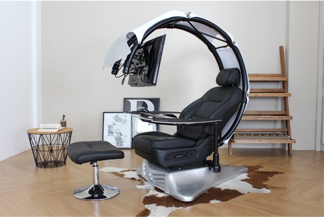 Great Computer Workstation Chair Ergonomic Computer Workstation