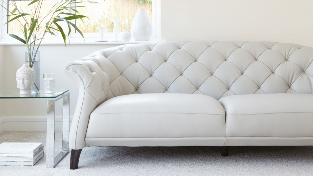 Great Contemporary 2 Seater Sofa Modern 2 Seater Leather Chesterfield Sofa Uk