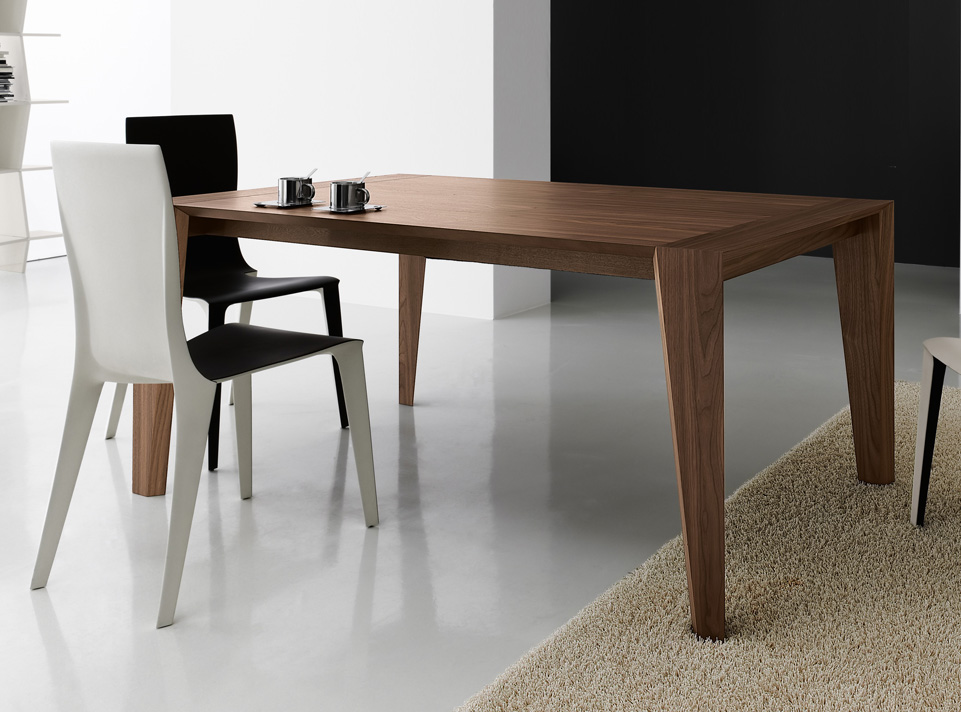 Great Contemporary Dining Table Contemporary Dining Tables Oak Home Ideas Collection How To