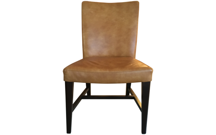 Great Contemporary Leather Dining Chairs Viyet Designer Furniture Seating Holly Hunt Contemporary