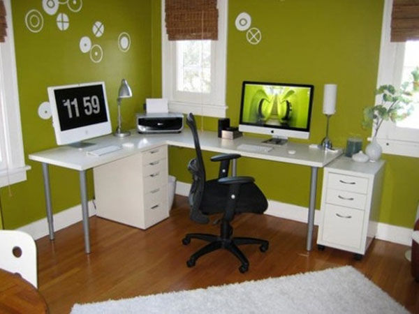 Great Desk Setup Ideas Office Desk Setup Ideas Desk Ideas