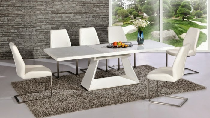 Great Dining Table Extendable Modern This Is 10 Extendable Dining Tables Of Glass Wood And Plastic