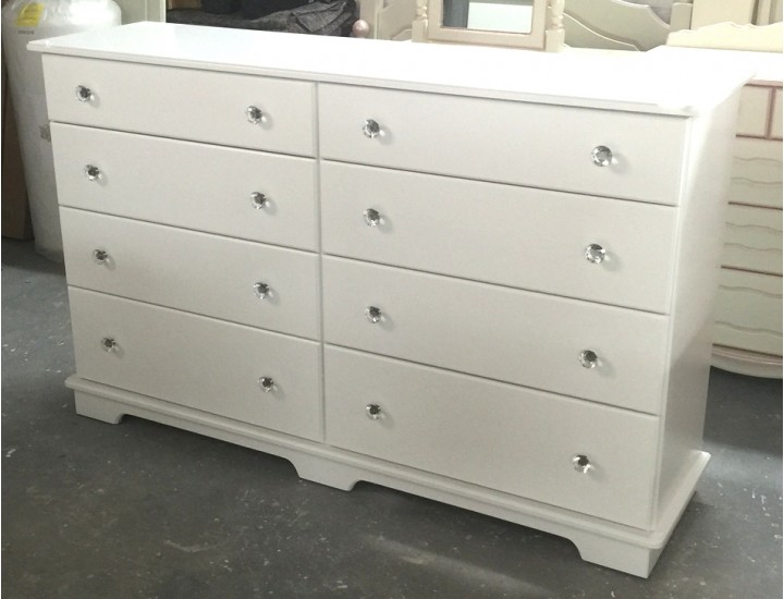 Great Double Chest Of Drawers Hand Made Bespoke Personalised Chest Of Drawers Made In Kent England