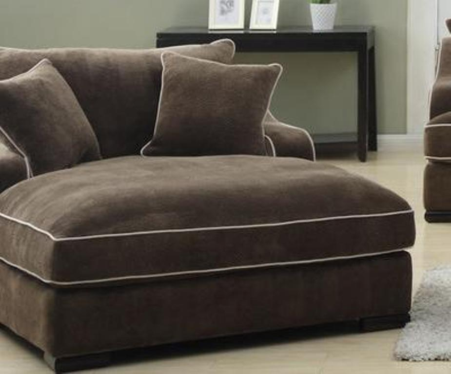 Great Double Wide Chaise Lounge Indoor Lounge Extra Wide Chaise Couches And Love Seats Double Regarding