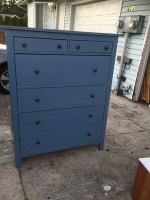 Great Dresser 52 Inches Wide Large Dresser 59 Inch Long X 17 Inch Wide X 26 Inch Height L For