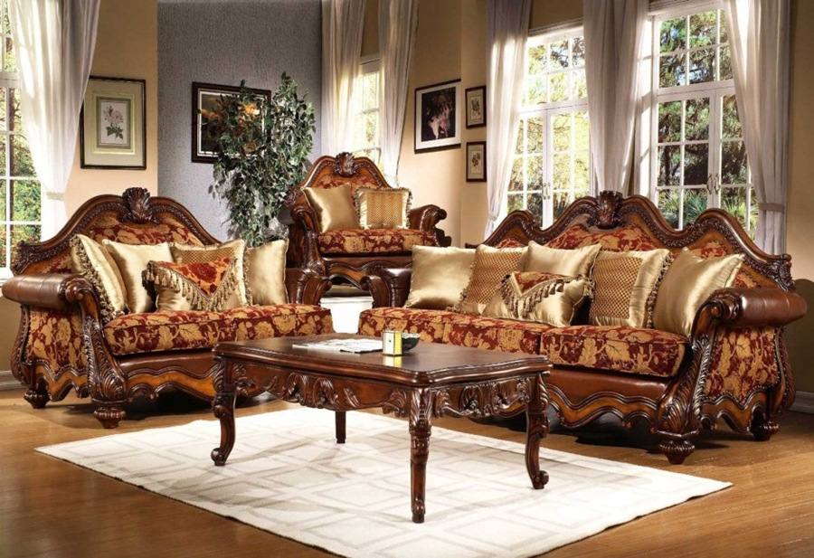 Great Elegant Living Room Furniture Picture Of Inspiring Traditional Style Living Room Furniture