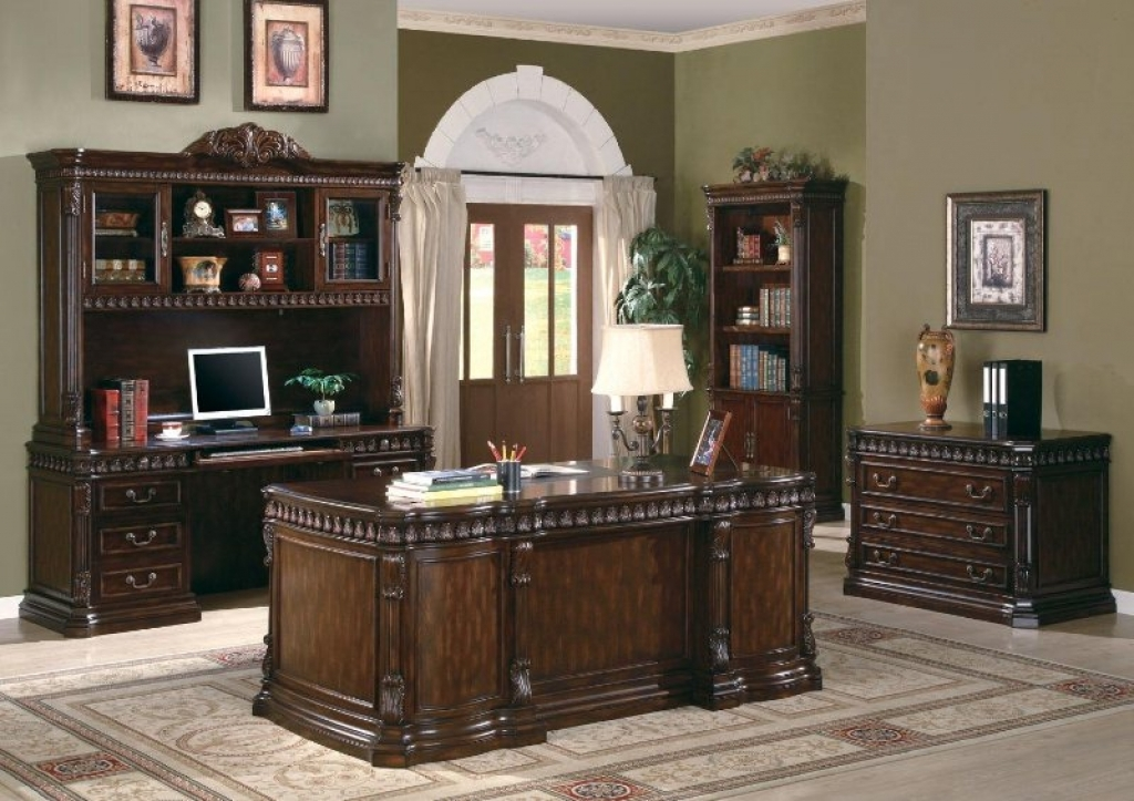 Great Executive Home Office Furniture Executive Home Office Furniture Grand Estate Executive Home Office