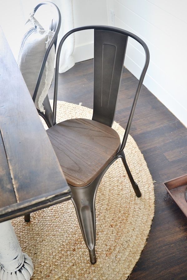 Great Farmhouse Dining Chairs Best 25 Industrial Dining Chairs Ideas On Pinterest Industrial