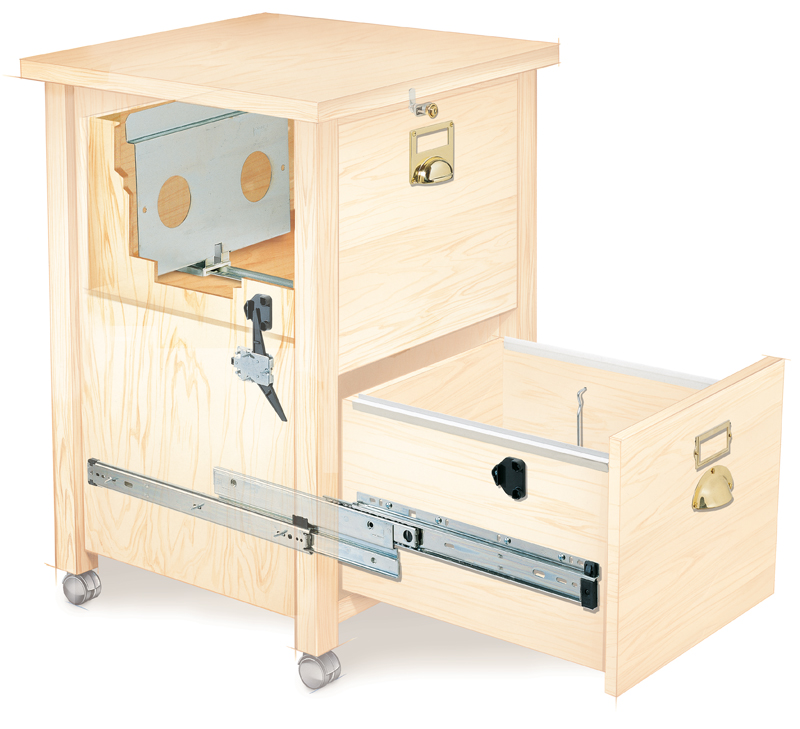 Great File Cabinet Hardware Filing Cabinet Hardware Popular Woodworking Magazine